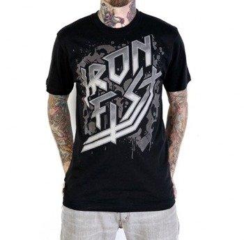 koszulka IRON FIST - OVERKILL (BLACK)