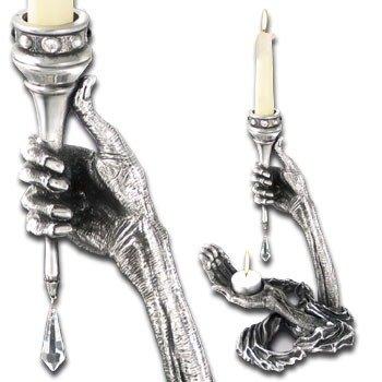 świecznik THE DEAD OF NIGHT