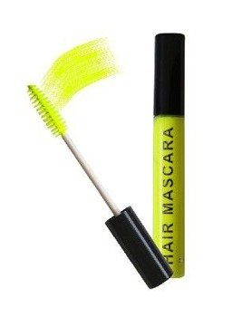 tusz do włosów (HAIR MASCARA) kolor ŻÓŁTY UV (YELLOW)