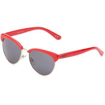 okulary VANS - SEMIRIMLESS CAT RED CAT