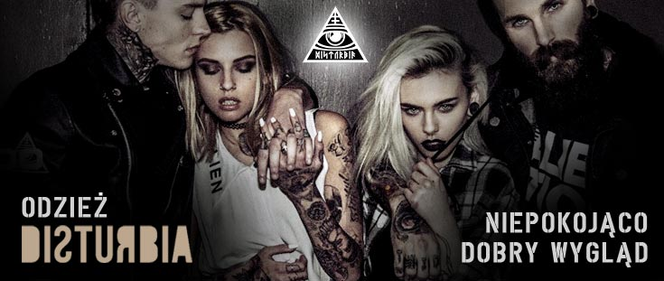 Disturbia Clothing