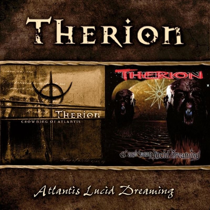 THERION Atlantis lucid dreaming NOWA! FOLIA! (5134956513 ...