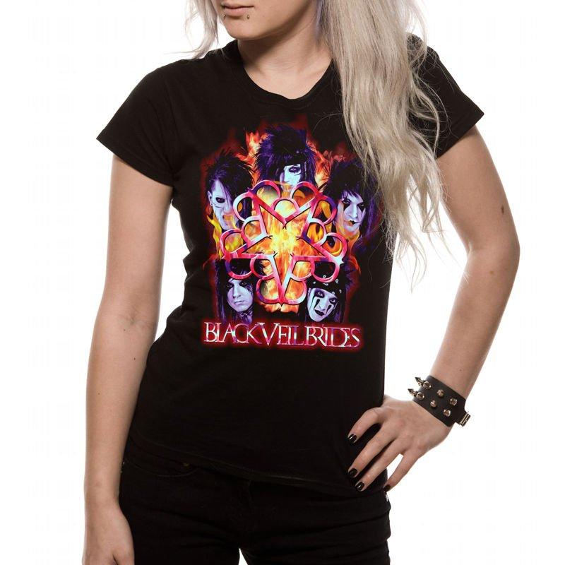 Damska bluzka Black Veil Brides