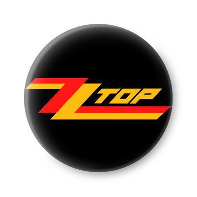 MAG35 grand magnet zz top circle logo 1362581056