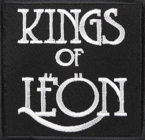 naszywka KINGS OF LEON - LOGO - sklep RockMetalShop.pl