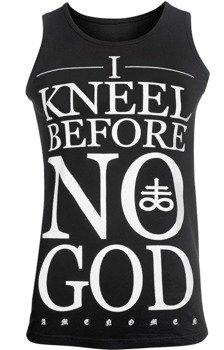 koszulka na ramiączkach AMENOMEN - I KNEEL BEFORE NO GOD (OMEN108KR)