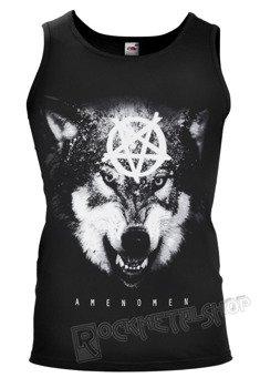 koszulka na ramiączkach AMENOMEN - WOLFHEART (OMEN010KR)