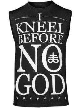 bezrękawnik AMENOMEN - I KNEEL BEFORE NO GOD (OMEN108BR)