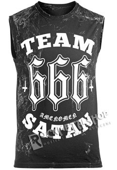 bezrękawnik AMENOMEN - TEAM SATAN (OMEN082BR ALLPRINT WHITE)