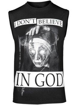 bezrękawnik AMENOMEN - I DON'T BELIEVE IN GOD (OMEN120BR)