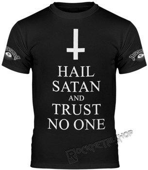 koszulka AMENOMEN - HAIL SATAN AND TRUST NO ONE (OMEN095KM)