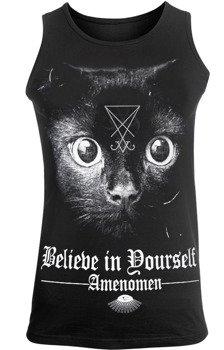 koszulka na ramiączkach AMENOMEN - BELIEVE IN YOURSELF (OMEN097KR)