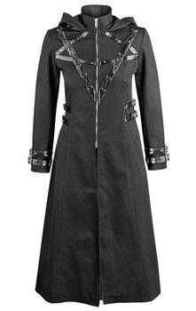 płaszcz damski AMENOMEN - GOTHIC , z kapturem