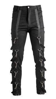 spodnie AMENOMEN - METAL SAFETY, unisex