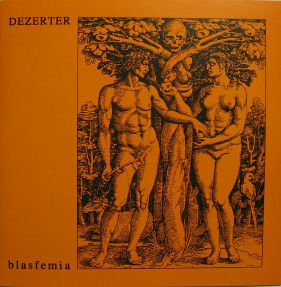 dezerter blasfemia