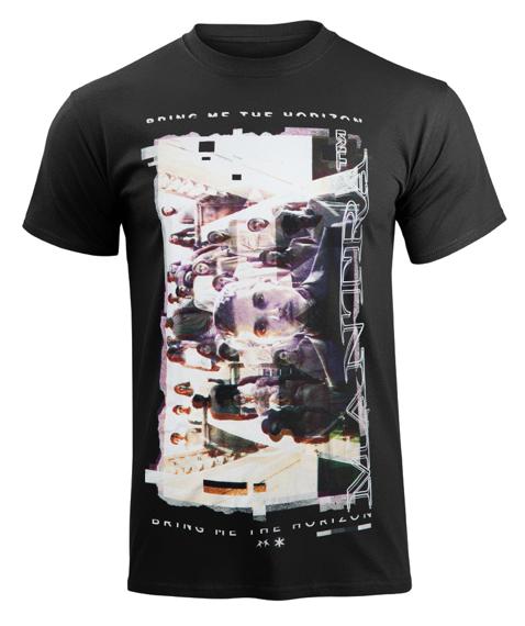 Kilsd Boys /& Girls Junior Cool The Cult Tour Electric Long Sleeve T-Shirts Black
