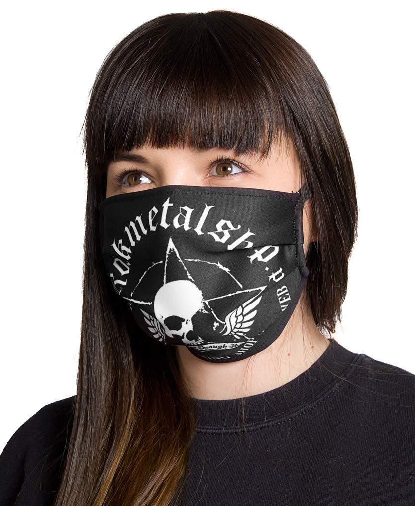 Maska Rockmetalshop