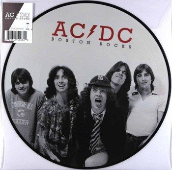 AC/DC: BOSTON ROCKS  (LP PICTURE VINYL)