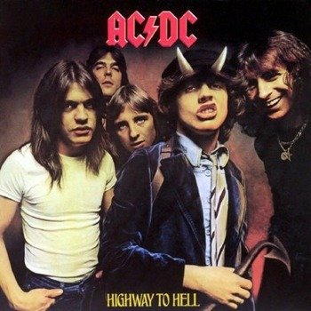 AC/DC : HIGHWAY TO HELL (CD)