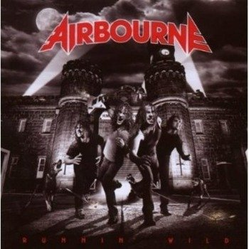 AIRBOURNE: RUNNIN' WILD (CD)
