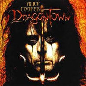 ALICE COOPER: DRAGON TOWN (LP VINYL)