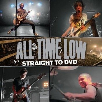 ALL TIME LOW: STRAIGHT TO DVD (CD+DVD)