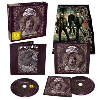 AMORPHIS: CIRCLE (CD+DVD)