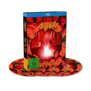 ANTHRAX: CHILE ON HELL (DVD+2CD)