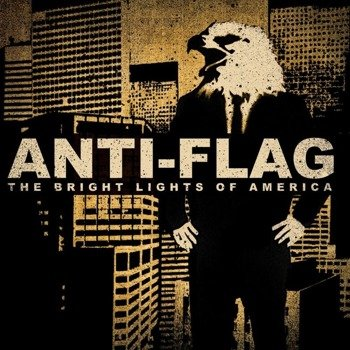 ANTI-FLAG: THE BRIGHT LIGHTS OF AMERICA (CD)