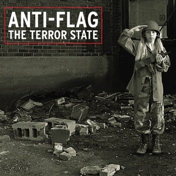 ANTI-FLAG: THE TERROR STATE (CD)