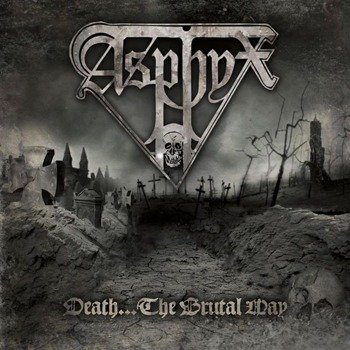 ASPHYX: DEATH...THE BRUTAL WAY (CD)