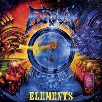 ATHEIST: ELEMENTS (CD+DVD)