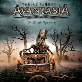 AVANTASIA: THE WICKED SYMPHONY (CD)