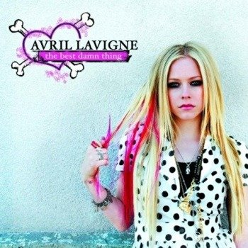 AVRIL LAVIGNE: THE BEST DAMN THING (CD)