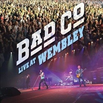 BAD COMPANY: LIVE AT WEMBLEY  (2LP VINYL)