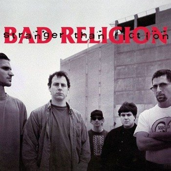 BAD RELIGION: STRANGER THAN FICTION (CD)
