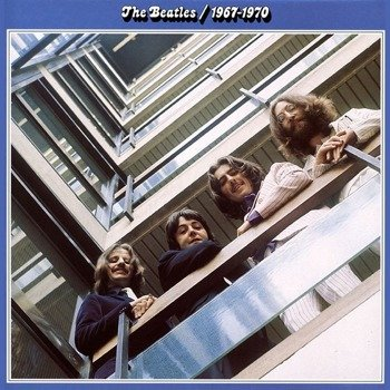 BEATLES, THE: 1967-1970 (BLUE ALBUM) (2CD)