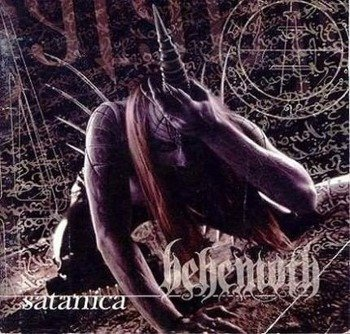 BEHEMOTH: SATANICA (CD)
