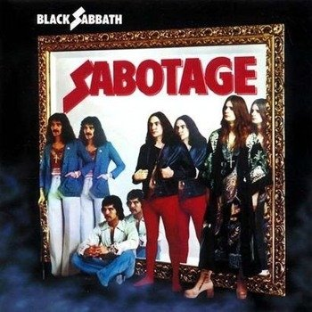 BLACK SABBATH: SABOTAGE (CD) REMASTER