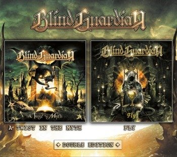 BLIND GUARDIAN:  A TWIST IN THE MYTH /FLY (CD)