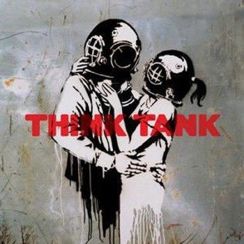 BLUR: THINK TANK (CD)