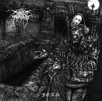 DARKTHRONE: F.O.A.D. (CD)