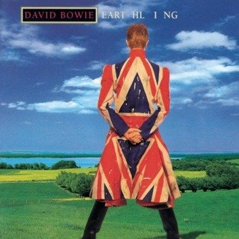 DAVID BOWIE: EARTHLING (CD)