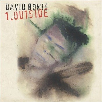 DAVID BOWIE: OUTSIDE (CD)