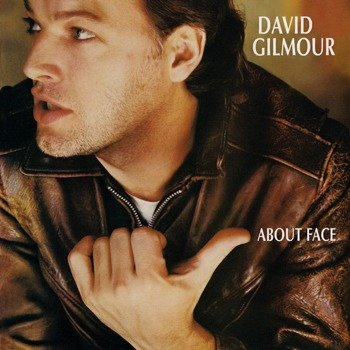 DAVID GILMOUR: ABOUT FACE (CD) REMASTER