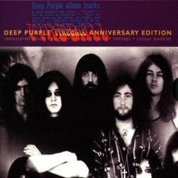 DEEP PURPLE: FIREBALL (CD) ANNIVERSARY EDITION