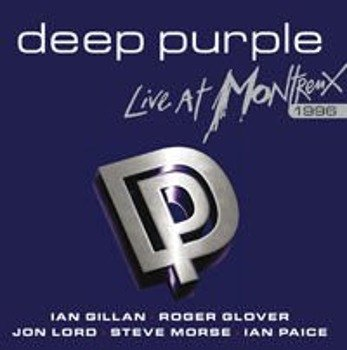 DEEP PURPLE: LIVE AT MONTREUX 1996 (LP VINYL)