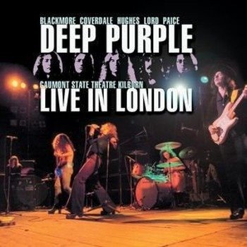 DEEP PURPLE: LIVE IN LONDON 1974 (2CD)
