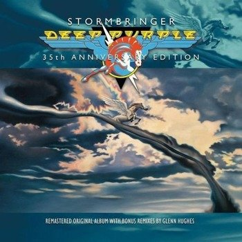 DEEP PURPLE: STORMBRINGER (CD+DVD) 35TH ANNIVERSARY EDITION