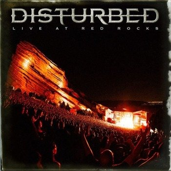 DISTURBED: LIVE AT RED ROCKS (CD)